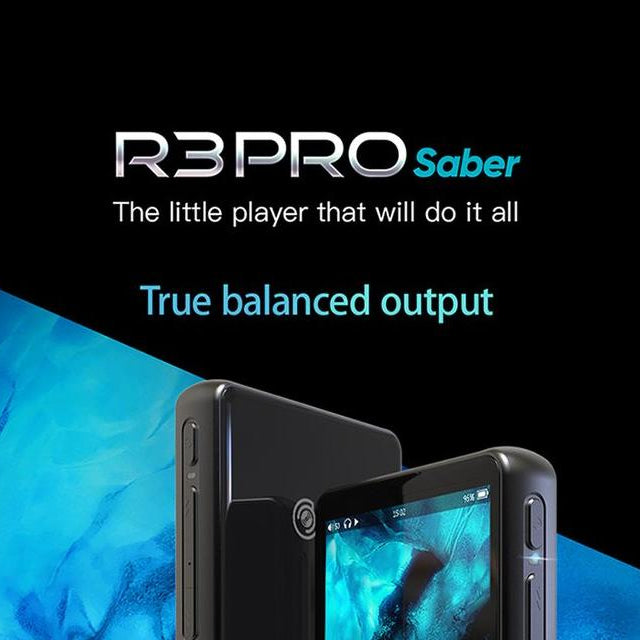 New HiBy R3 Pro Saber DAP announced!!