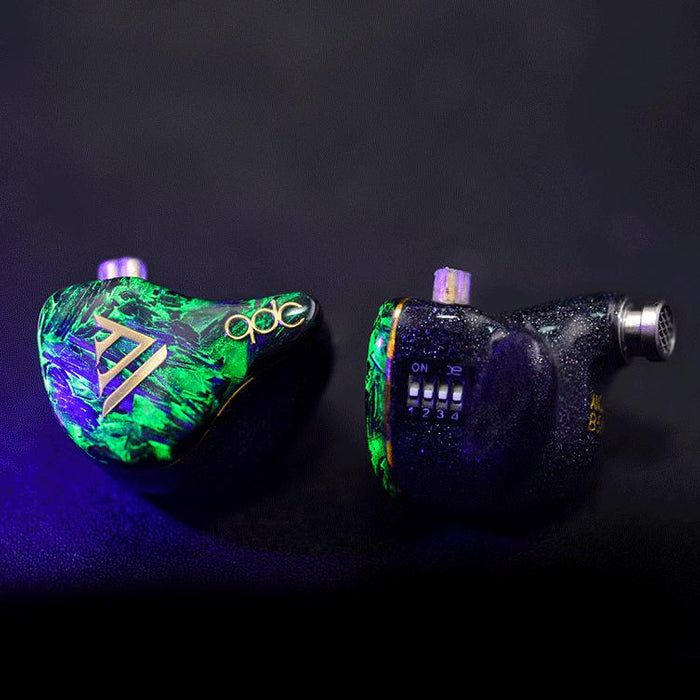 QDC Anole V14 Latest Flagship 10BA+4EST IEM Available Now!!