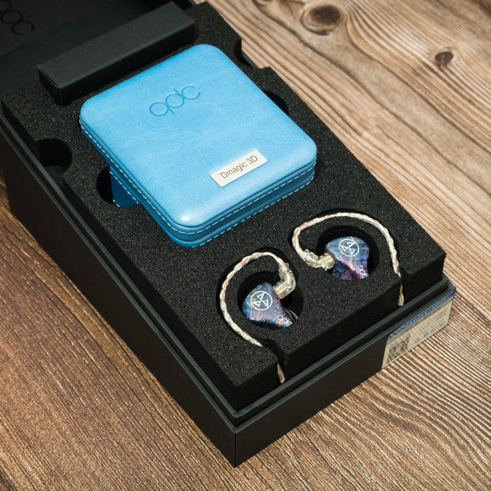 QDC Dmagic Flagship IEM Review: 3 DD Performer