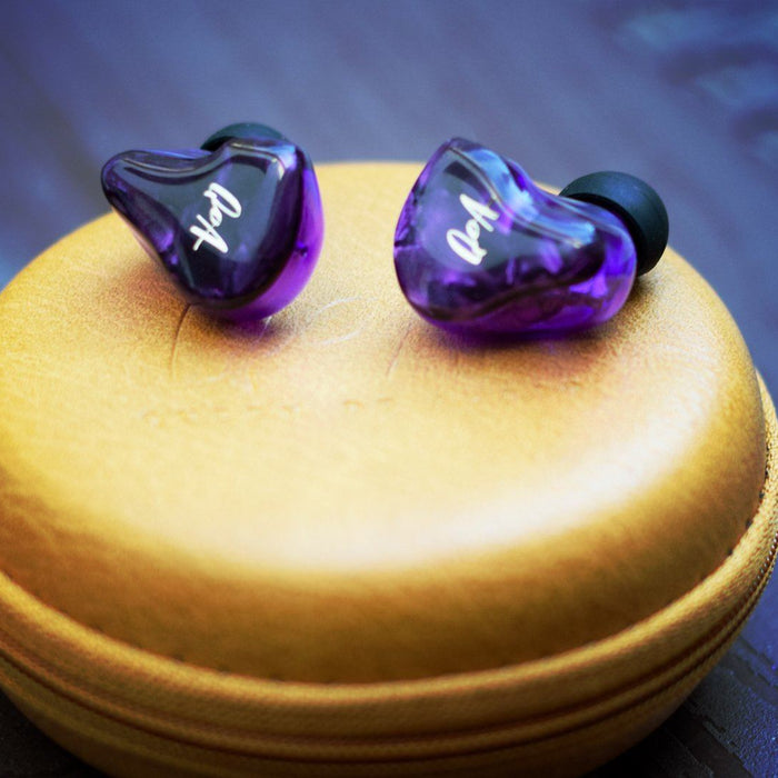 QOA Pink Lady IEM Review: Natural and Budget Friendly!!