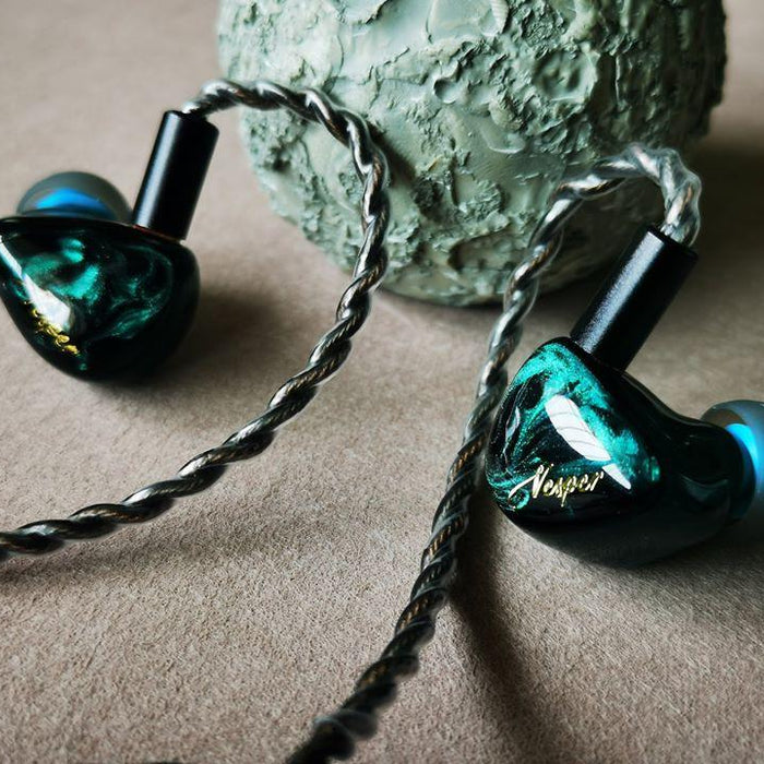 Queen Of Audio Vesper Latest Hybrid IEM Announced!!