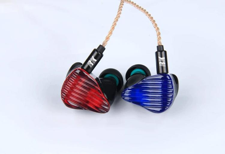 Ranko Acoustics RIE-1000 Dual Driver Hybrid IEM Released