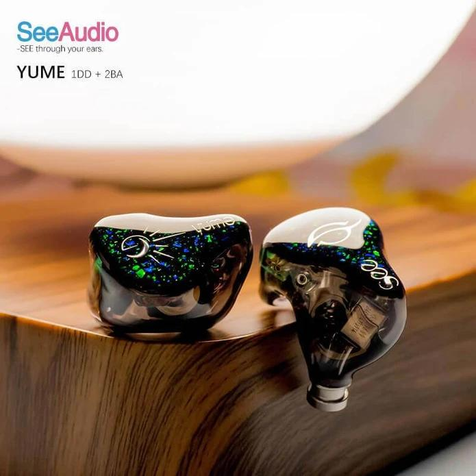 SeeAudio Yume Gorgeous Triple Driver Hybrid IEM Released