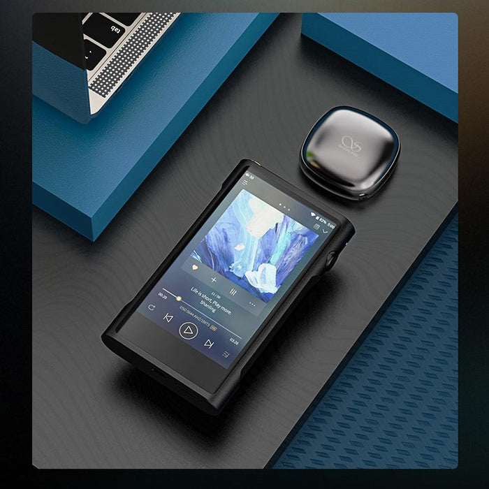 Shanling M8 Flagship Android Hi-Res Player Launched Internationally!!