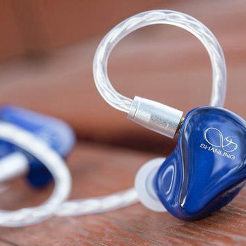 Shanling ME200 Hybrid IEM Blue Version Quick Review | Hifigo