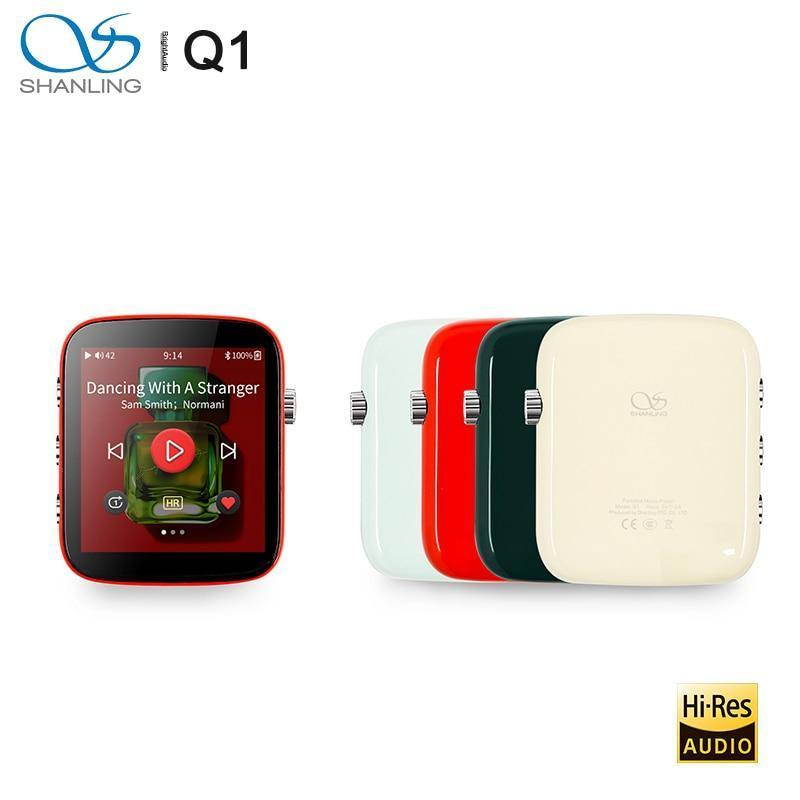 Shanling releases New Firmware V1.4 for Q1 Devices!!