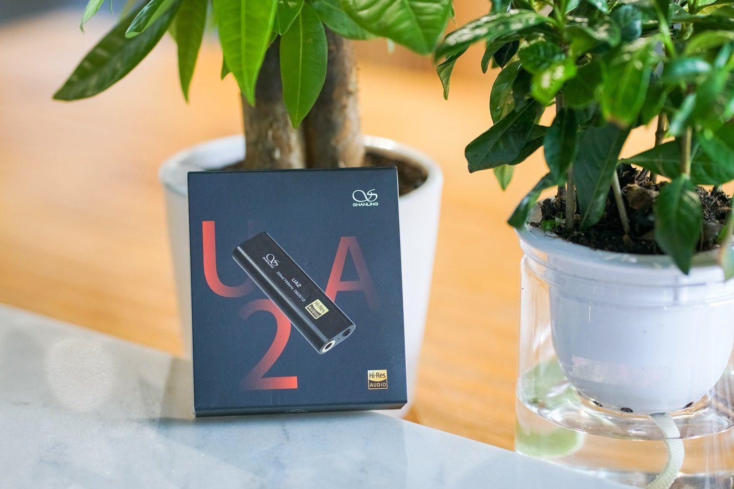 Shanling UA2 Portable DAC/AMP Unboxing & Impressions: Hi-Res In The Pocket