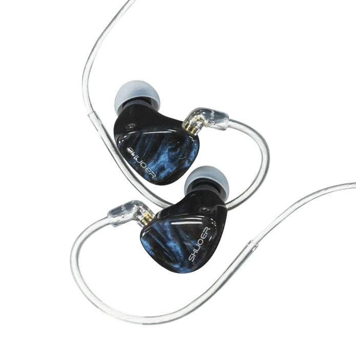 Shuoer EJ09 Latest Hybrid Driver Flagship Earphone Announced