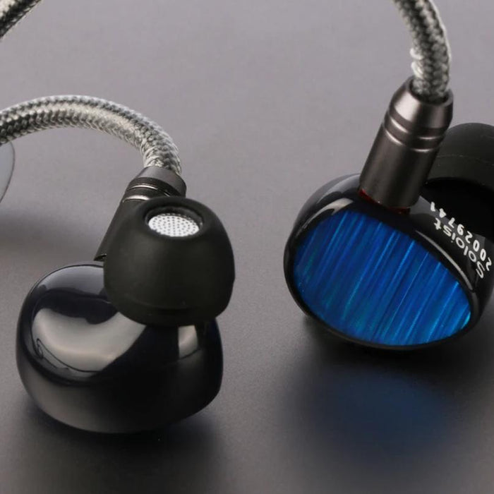 Shuoer Soloist Latest Liquid Kevlar Driver IEM Released!!