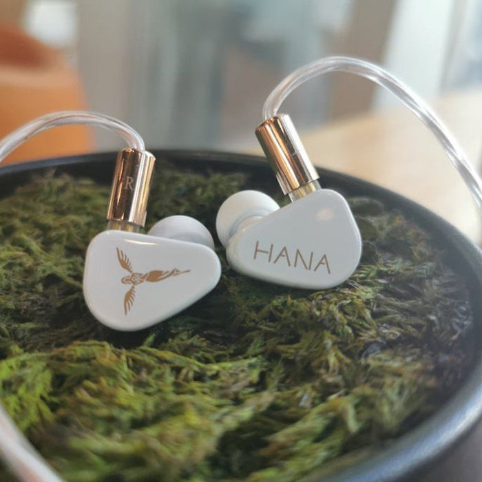 Tanchjim Hana IEM Quick Review:- Beautiful Looks, Powerful Sound!