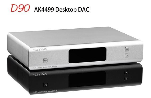 Topping D90 Desktop Bluetooth DAC coming | Hifigo