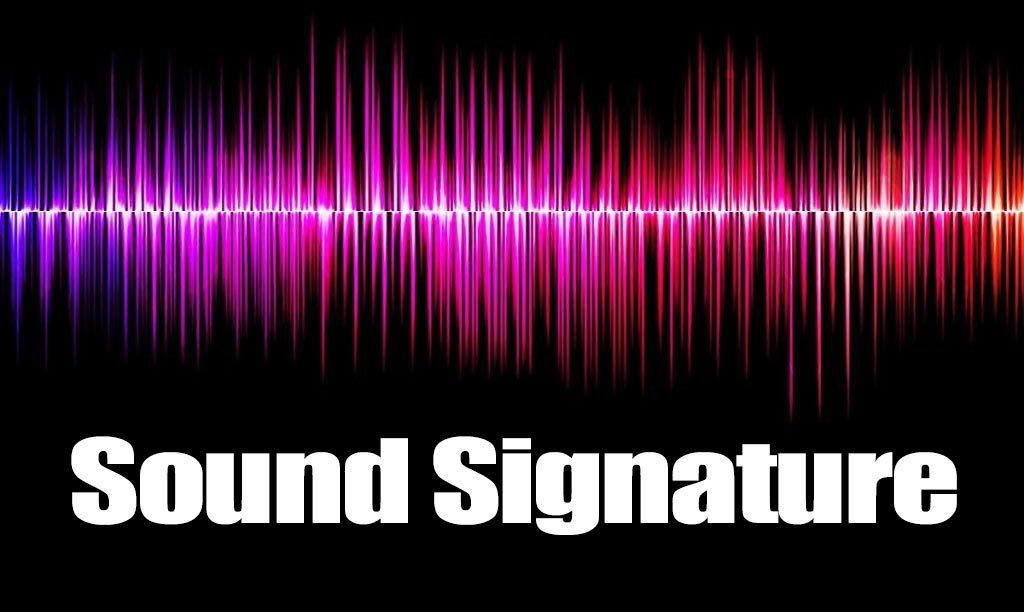 What is a Sound Signature?