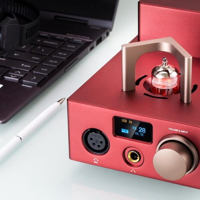 xDuoo Releases TA-10R: Upgraded Tube Amplifier!!