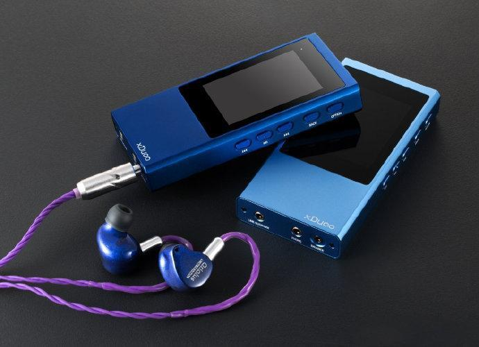 xDuoo X20 DAP Music Player in New Blue Colors Comes Out | Hifigo