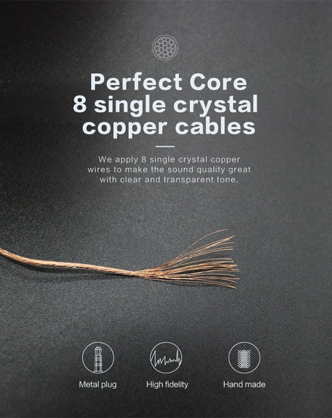 AQ7 Single Crystal Copper Cable