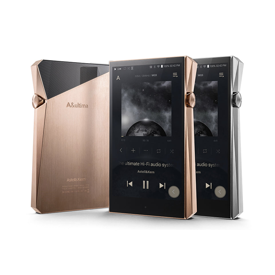 Astell&Kern MQA-1