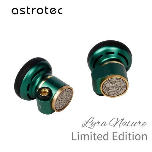 Astrotec Lyra Nature Limited Edition Earbuds HiFiGo