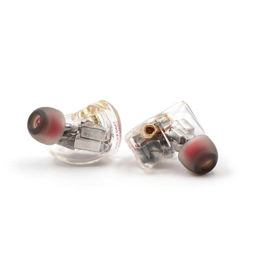 BGVP DM7 6BA IEM In Ear Earphone Knowles Sonion Balanced Armature HiFiGo