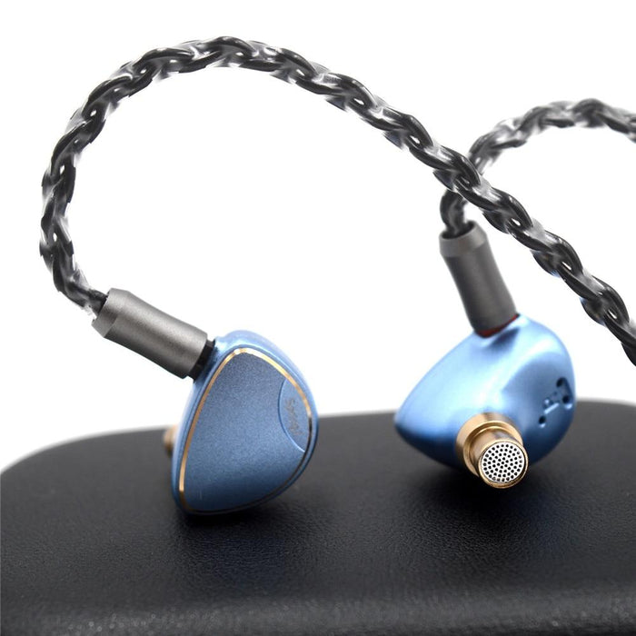 BQEYZ Spring 1 Piezoelectric Balanced Armature Hybrid Drivers In Ear Monitor HiFiGo