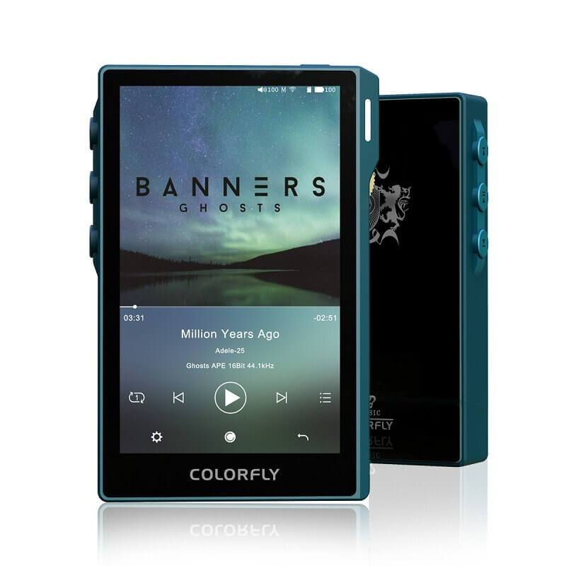 Colorfly Pocket HIFI U6 Hi-Res Audio Player HiFiGo