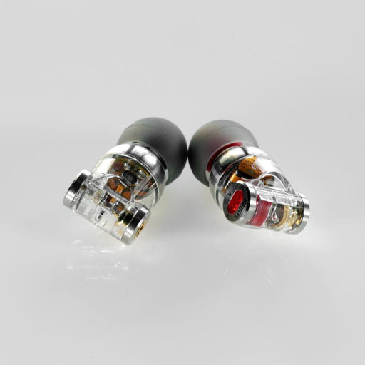 DD ddHiFi E2020A (Janus) Dual Sockets Dynamic In-Ear Monitors IEMs HiFiGo
