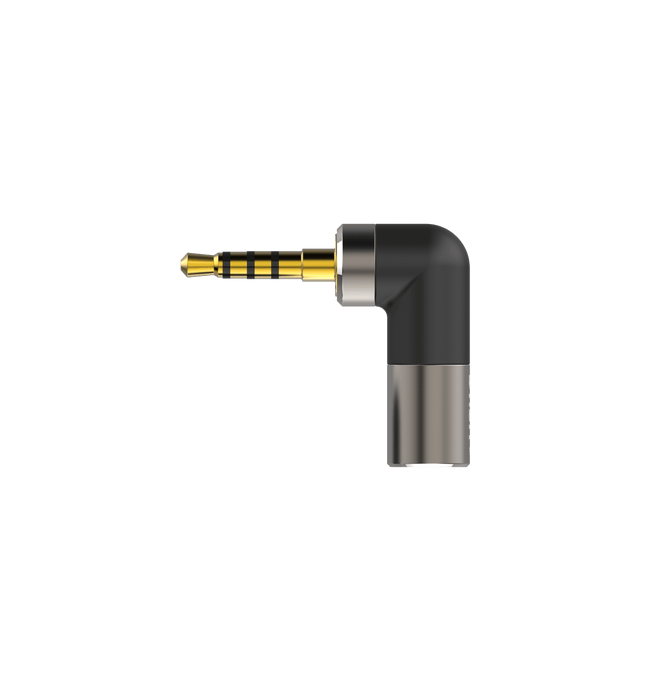DUNU patented Quick-switch Modular plug 3.5 mm 2.5 mm 4.4 mm Connector HiFiGo