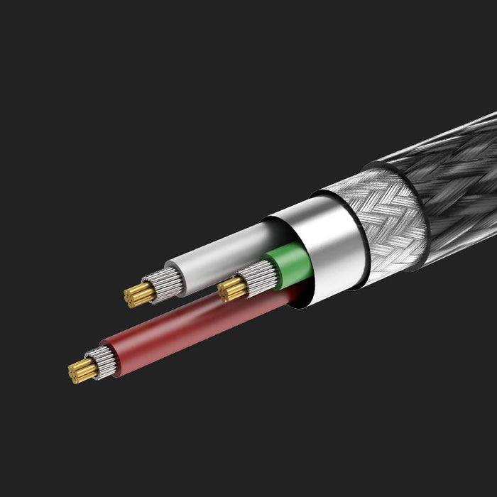 FiiO LT-TC1 TypeC to TypeC Audio Data Decoding Cable for K3/M9/M11/M5/BTR5 Audio Cable HiFiGo