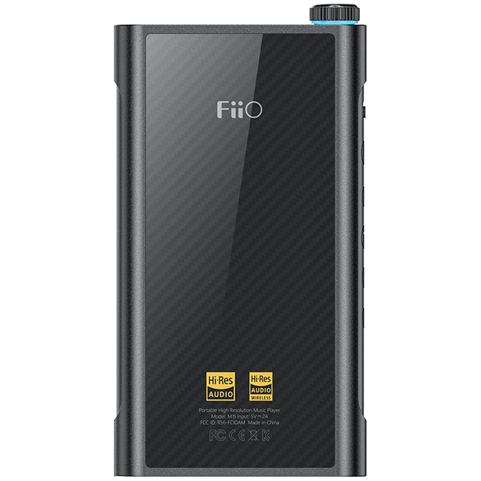 Fiio M15 Flagship DAP Android-base Loseless Portable Music Player