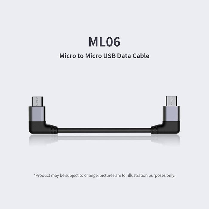 FIIO ML06 Micro to Micro USB Data Cable for Q1 Q5 X5III HiFiGo