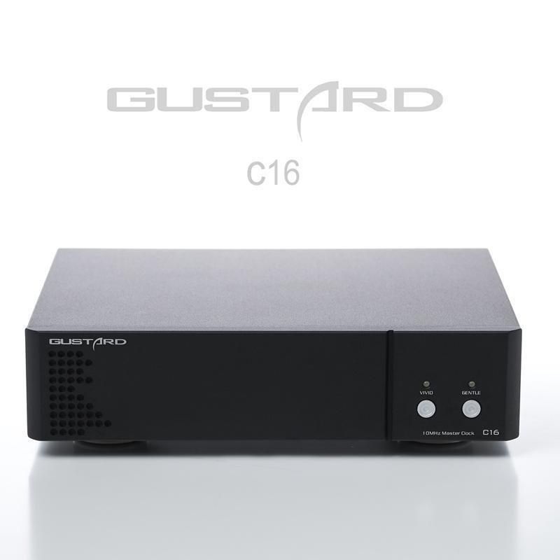 Gustard C16 10MHz Clock OCXO High Precision Low Noise Audio Clock HiFiGo