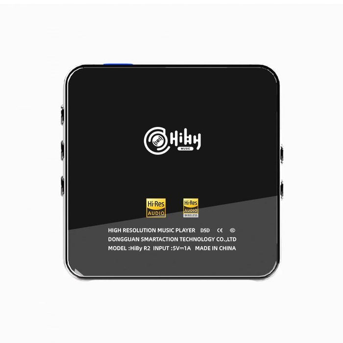 HiBy R2 MP3 Network Streaming Music Player Tidal MQA DAP HiFiGo