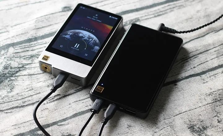 Hidizs DH1000 Hifi Dual Balanced Headphone Amplifier HiFiGo