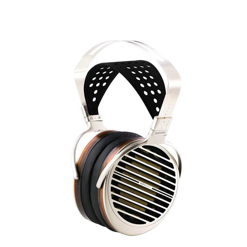 HIFIMAN SUSVARA Over-Ear Full-Size Planar Magnetic Headphone Headphone HiFiGo