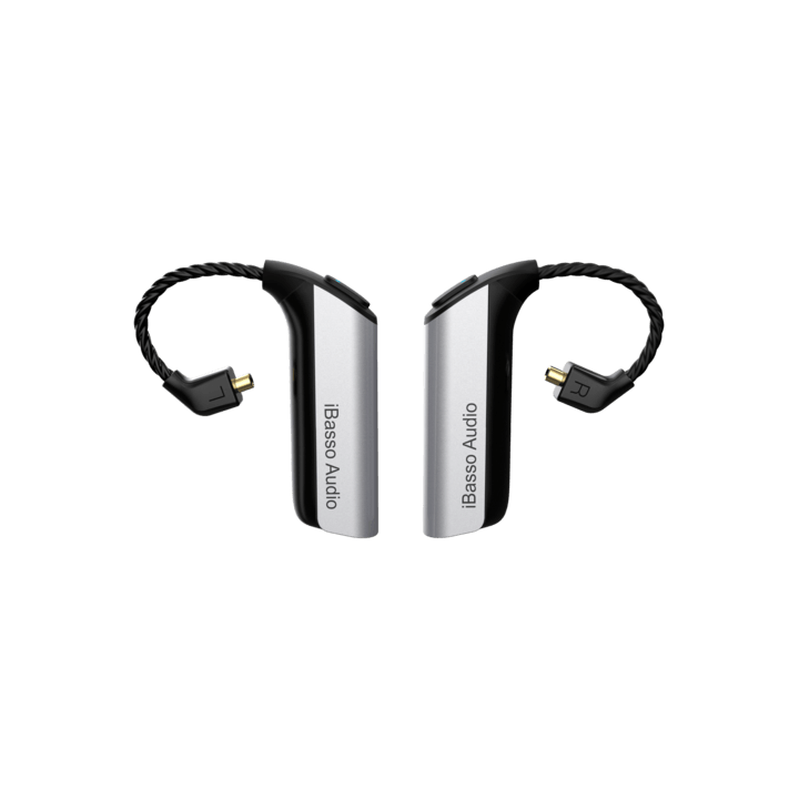 iBasso CF01 True Wireless Bluetooth Adapter for In-Ear Monitors with MMCX Connections HiFiGo