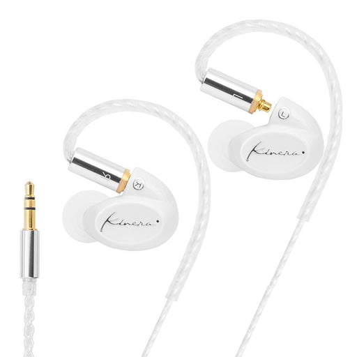 Kinera SIF IEM Earbuds Dynamic with Detachable MMCX In-Ear Monitors Earphones HiFiGo