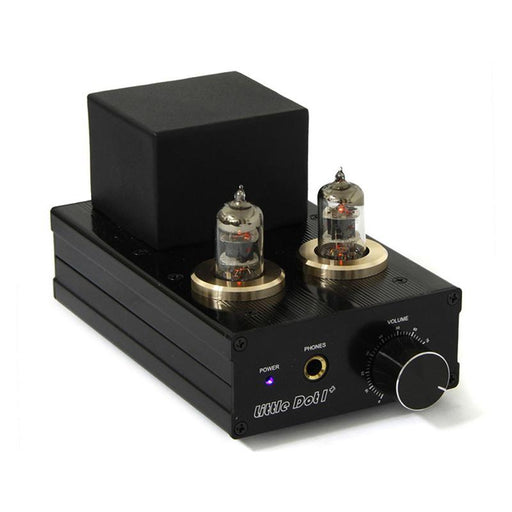 Little DOT I+ 6JI X2 Hybrid RCA input 6.35mm Output Headphone Tube Amplifier HiFiGo