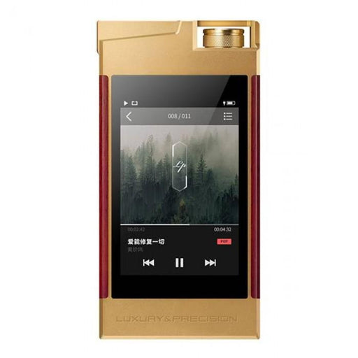 Luxury and Precision LP6 32bit 384Khz HiFi Lossless DSD Music Player HiFiGo