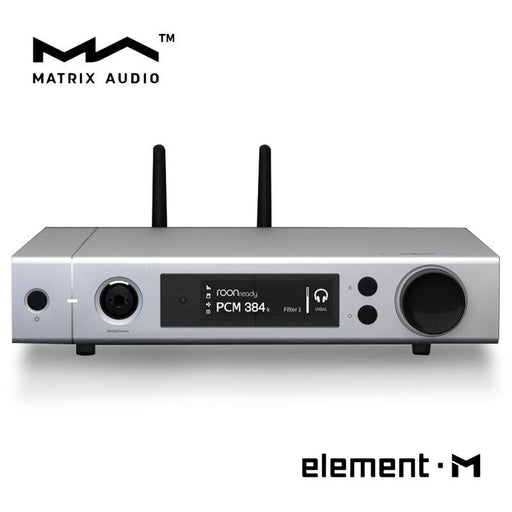 Matrix element M ES9028Pro MQA Audio DAC 768kHz 22.4MHz Desktop Decoder HiFiGo