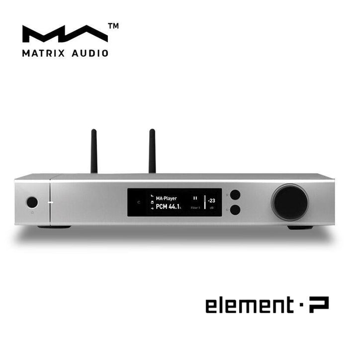 Matrix element P music server preamplifier 9028 DAC combined Power AMP HiFiGo