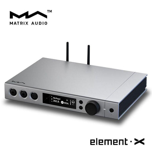 Matrix Element X ES9038PRO/ES9311/Femtosecond Clock MQA DAC Pre-AMP HiFiGo