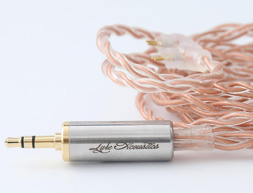 MoonDrop Violet II 6N OCC 0.78 2 Pin Upgrade cable HiFiGo