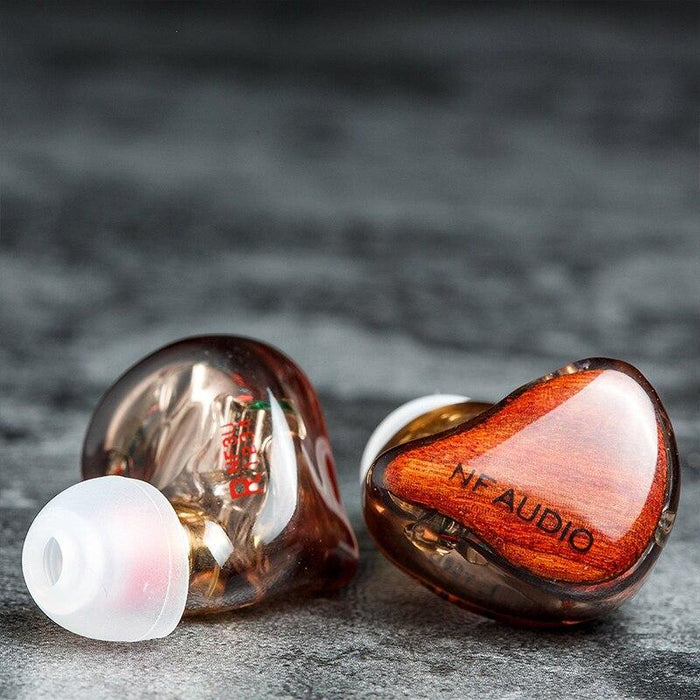 NF Audio NF-3U NF3U 3BA Knowles Armatures HIFI In-ear Earphone HiFiGo