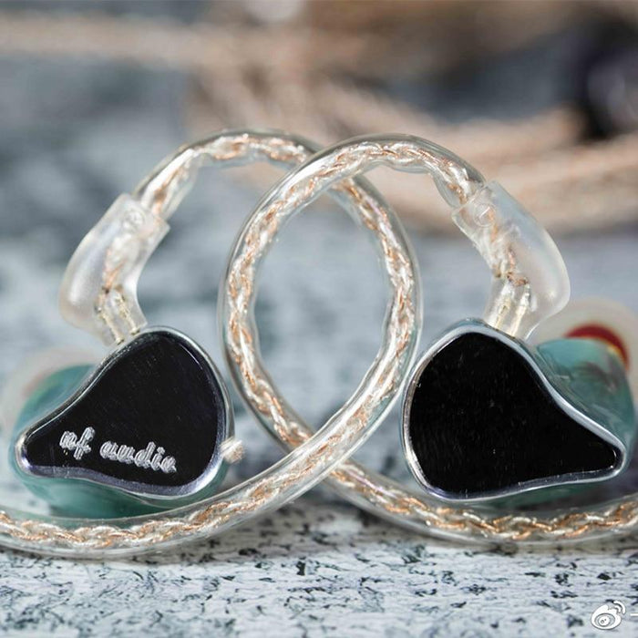NF Audio NF4U Lolita for ACG 4 Knowles BA+Dynamic Hybrid Drivers HIFI In-ear Earphone HiFiGo