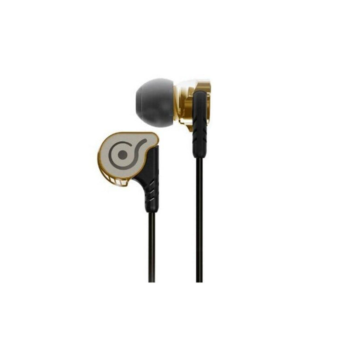 OSTRY KC06 HiFi Professional In-Ear High Performance Earphone HiFiGo Gold