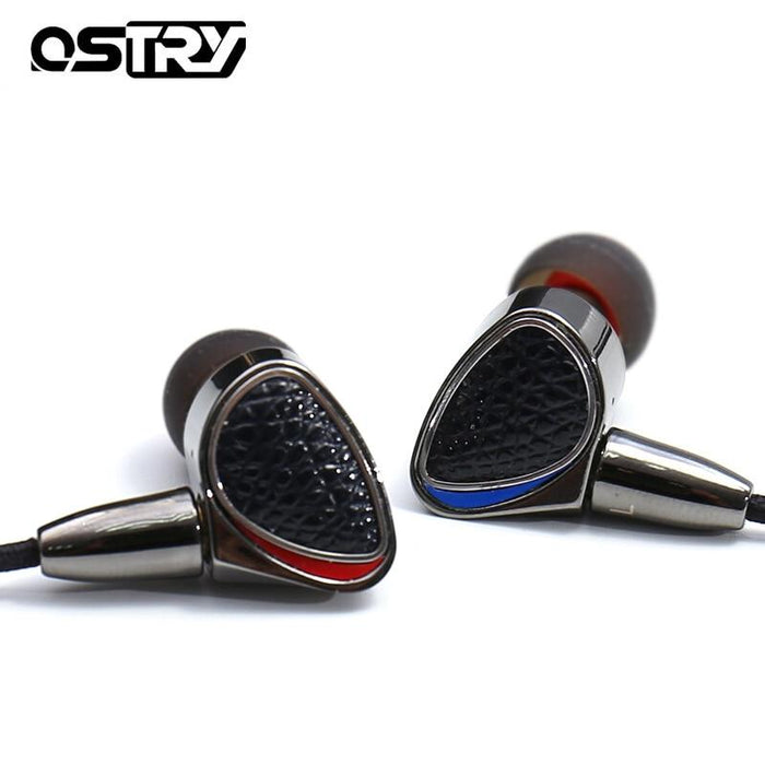 OSTRY KC09 Hi-Fi In-Ear Earphones MMCX Detachable Earphone HiFiGo