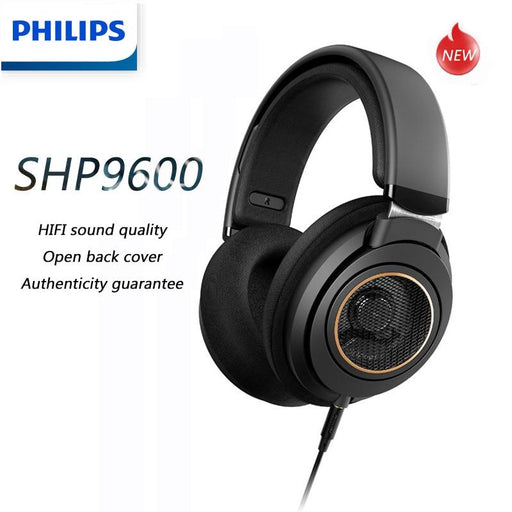 Philips SHP9600 Over Head HiFi Music Game Headset SHP9500 Upgrade HiFiGo