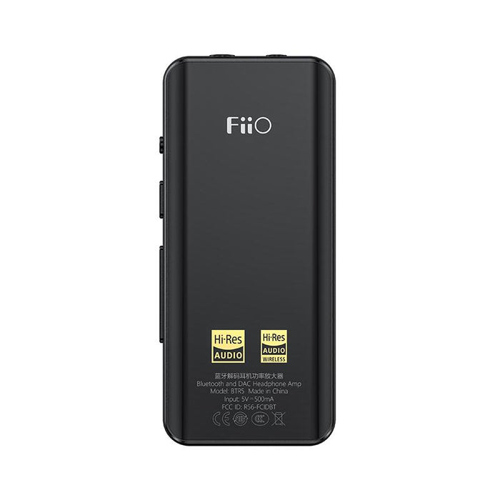Pre- order FiiO BTR5 Dual ES9218P DAC Native DSD Decoding Portable Bluetooth Amplifier Audio Amplifier HiFiGo
