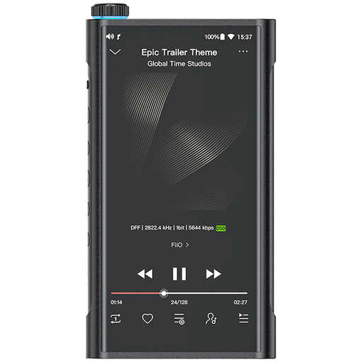 Pre-Order Fiio M15 Flagship DAP Android-base Loseless Portable Music Player HiFiGo