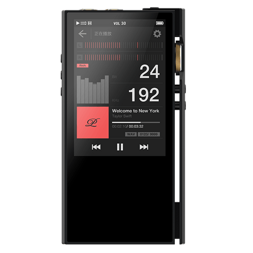 Pre-Order Luxury Precision P6 Pro Discrete R2R Portable Audio Player HiFiGo