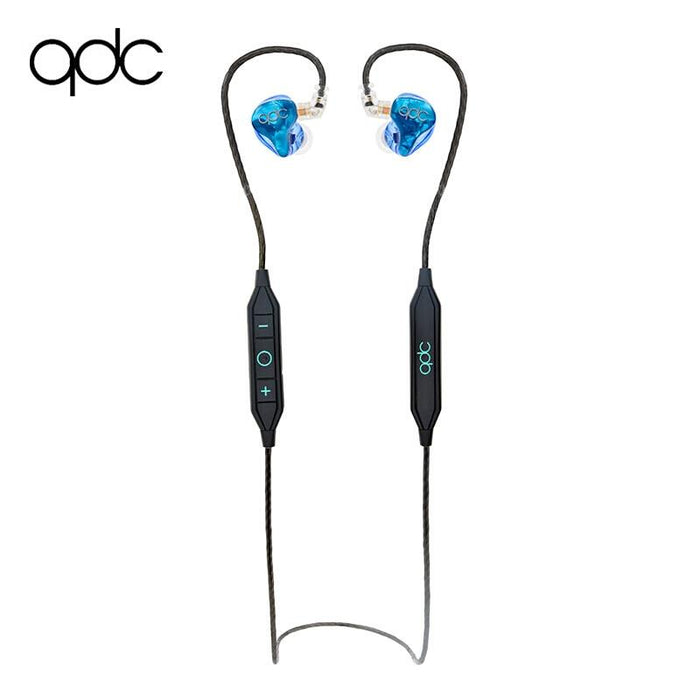 QDC Neptune Balanced Armature Universal Music In-ear Earphones HiFiGo